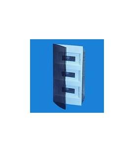 Шкаф Legrand Ekinoxe NX 2x12 модулей скрытой установки прозр дверца