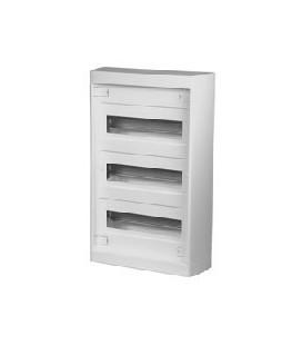 Шкаф наружного монтажа Legrand Nedbox 36+3 мод без дверцы, белый