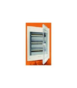 Бокс встраиваемый Schneider Electric Pragma 96мод (4р) 610x810x150 метал.прозр.дверь