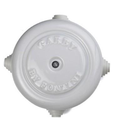 Короб распределительный, d - 116 мм Fontini Collection Garby, фарфор