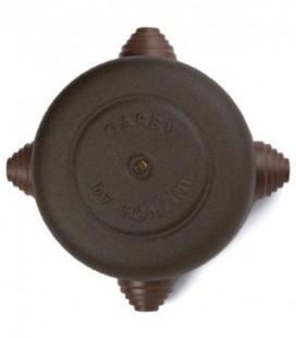 Короб распределительный, d - 116 мм Fontini Collection Garby, состаренный металл