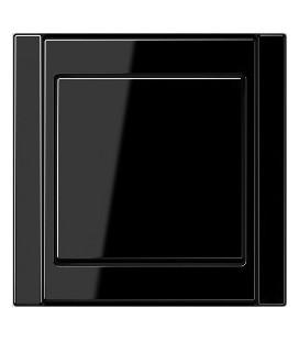 Выключатель Jung серия A500, черный