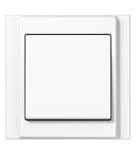 Выключатель Jung серия A500, белый