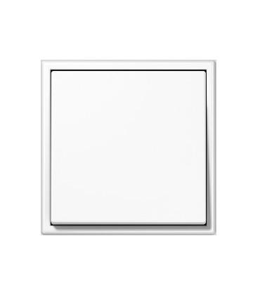 Выключатель Jung серия LS 990, белый