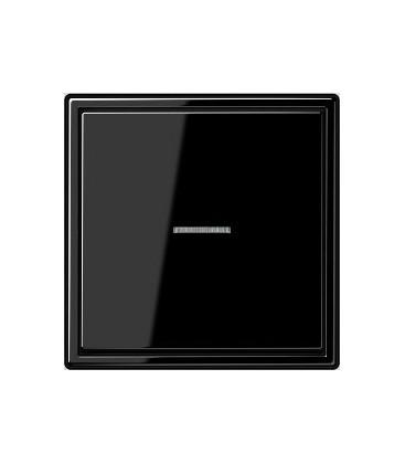 Выключатель Jung серия LS 990, черный