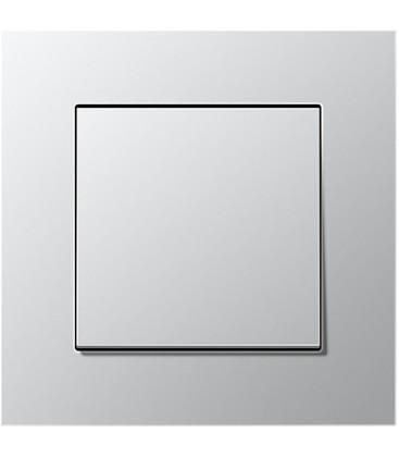 Выключатель Jung серия LS Plus, алюминий