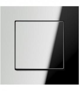 Выключатель Jung серия LS Plus, блестящий хром