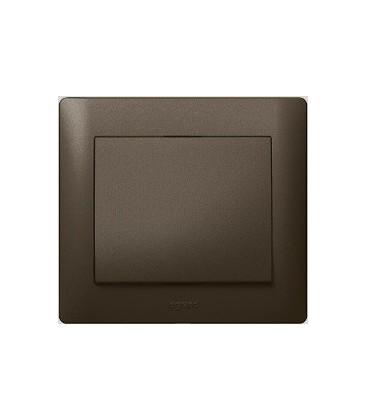 Выключатель Legrand серия Galea Life, Dark Bronze