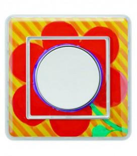 Светорегулятор Merten серия M-Creative, прозрачный