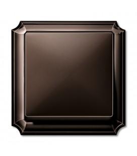 Выключатель Merten серия Antique, коричневый