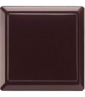 Выключатель Merten серия Artec, коричневый
