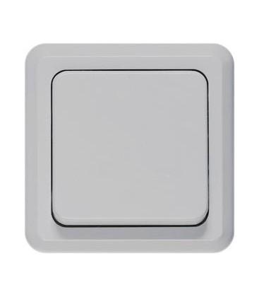 Выключатель PEHA серия Compacta, серый