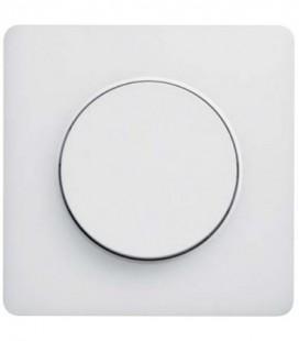Выключатель Schneider Electric серия Odace, прозрачный белый