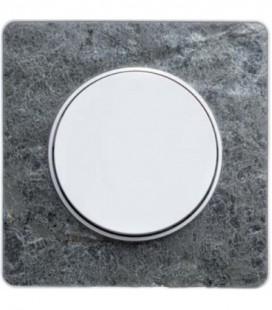 Выключатель Schneider Electric серия Odace, морской камень