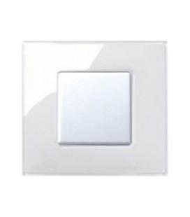 Выключатель Simon серия 27 Neos, белый