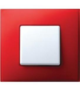 Выключатель Simon серия 27 Neos, рубиновый