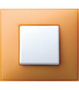 Выключатель Simon серия 27 Neos, оранжевый