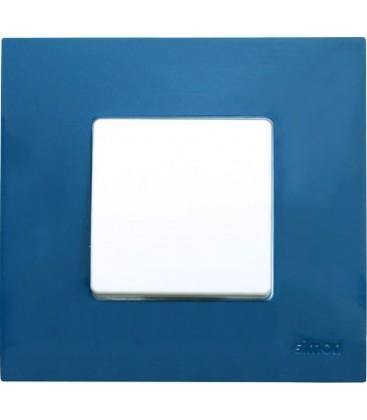 Выключатель Simon серия 27 Play, синий