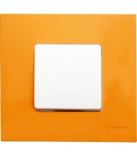 Выключатель Simon серия 27 Play, оранжевый