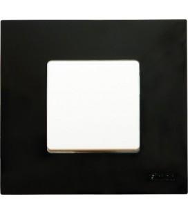 Выключатель Simon серия 27 Play, черный