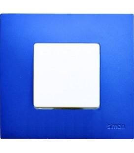 Выключатель Simon серия 27 Play, артик синий
