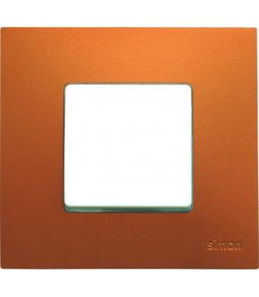 Выключатель Simon серия 27 Play, артик оранжевый