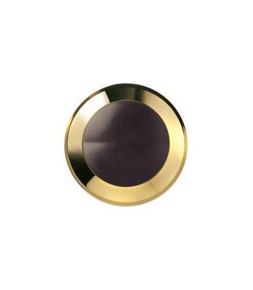 Выключатель SIMON серия 88, круг золото/графит
