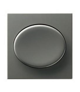 Выключатель в сборе ABB Niessen серии Tacto, серый