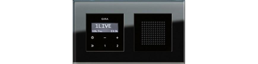 Аудиосистемы GIRA