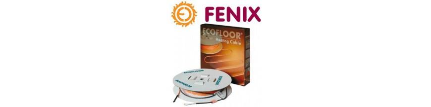 Кабельный теплый пол FENIX ECOFLOOR в стяжку