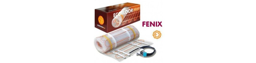 Тонкий теплый пол FENIX ECOFLOOR без стяжки