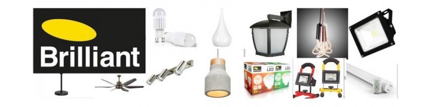 Люстры и светильники Brilliant (Германия)