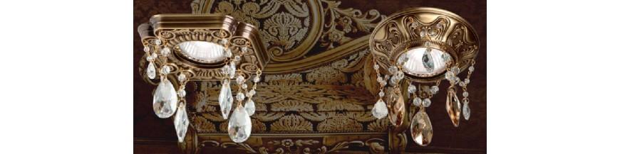 Светильники FEDE коллекция CRYSTAL DE LUXE