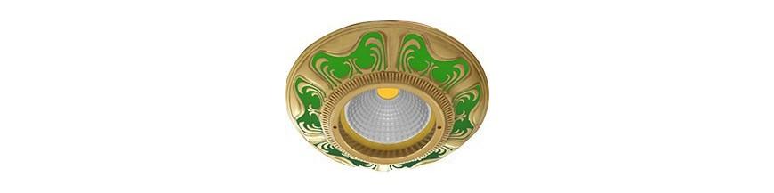 Светильники FEDE коллекция SIENA