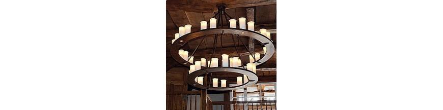 Люстры и светильники ROBERS (Германия)