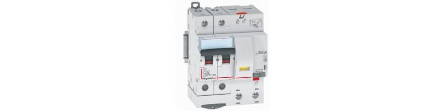 Автоматические выключатели LEGRAND серии DX (Франция)