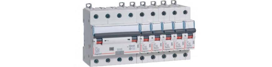 Автоматические выключатели LEGRAND серии TX3 (Венгрия)