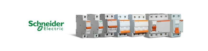 Автоматы и УЗО SCHNEIDER ELECTRIC