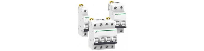 Автоматические выключатели Schneider Electric Acti 9 серии C60H хар. С