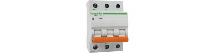 Дифференциальные автоматические выключатели Schneider Electric Домовой тип АС