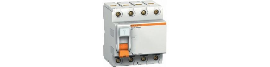 Дифференциальные автоматические выключатели Schneider Electric Multi 9 DPN VIGI тип AC