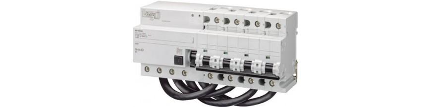 Дифференциальные автоматические выключатели Siemens тип АС