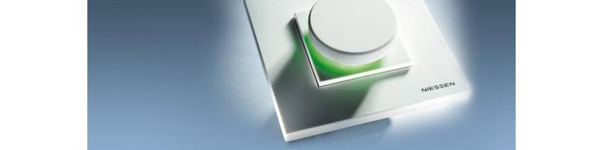 Розетки и выключатели ABB Niessen (Испания)