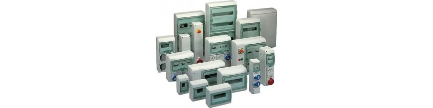 Распределительные шкафы Schneider Electric