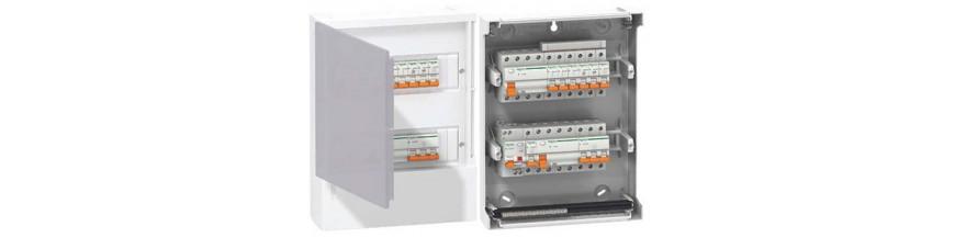 Распределительные шкафы Schneider Electric Pragma Mini Pragma