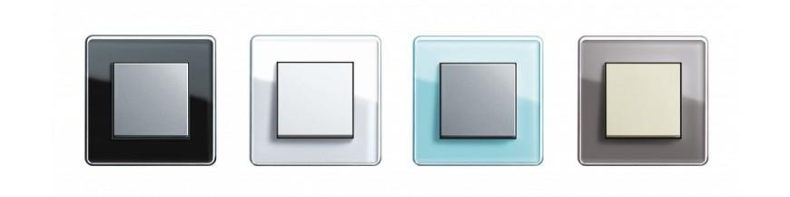 Gira Esprit Glass C (цена изделий в сборе)